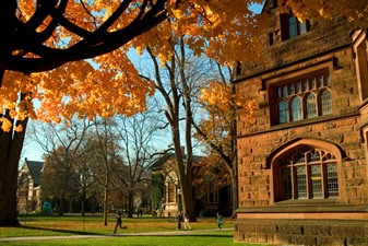Princeton University: East Pyne Hall